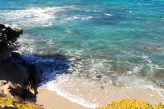 location orkos blue coast naxos beaches