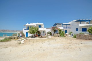 orkos blue coast apartments in naxos